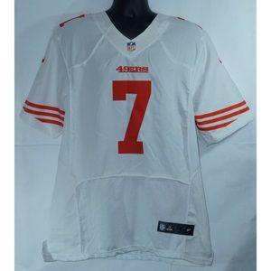 Nike San Francisco 49ers Kaepernick Jersey XXL 52